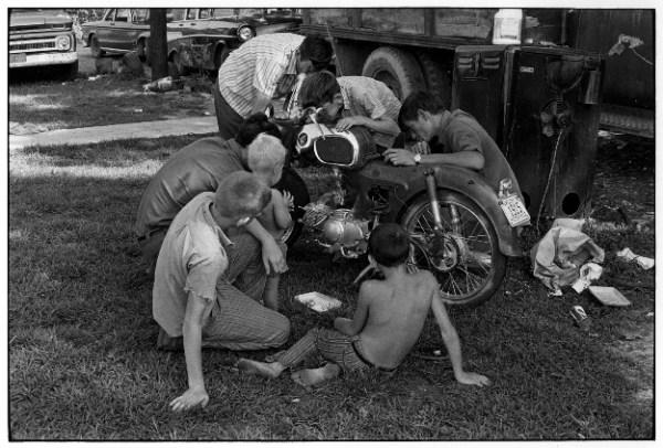 Gedney honda work 1972