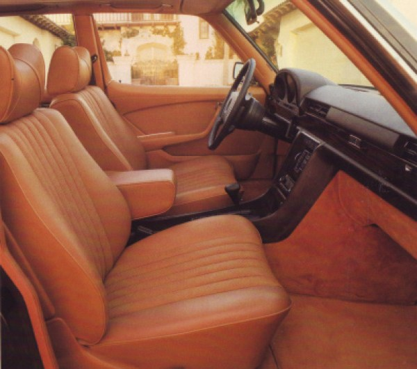 MB Tex Interior