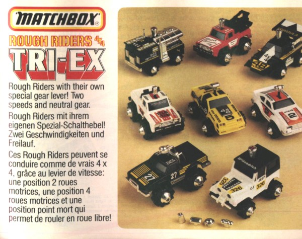 Rough Riders 4X4