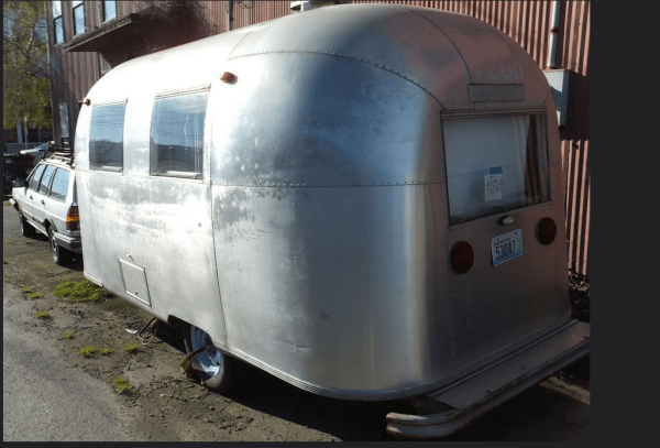 VW Quantum and Airstream rq