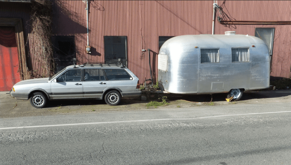 VW Quantum and Airstream s