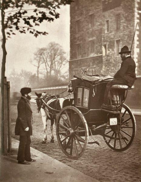 hansom cab