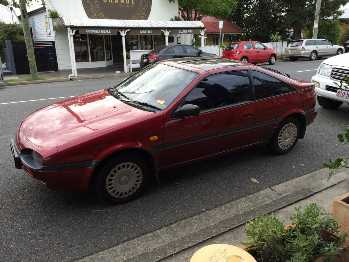 Curbside Classic 1991 95 Nissan Nx Not That Hard A Pill To Swallow 1998 240sx For Sale
