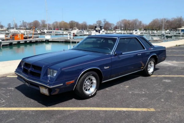 001 - 1981 Chrysler Cordoba LS CC