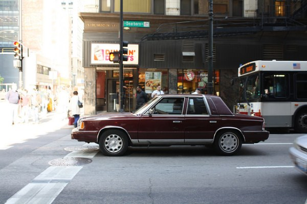 1986 Chrysler LeBaron CC
