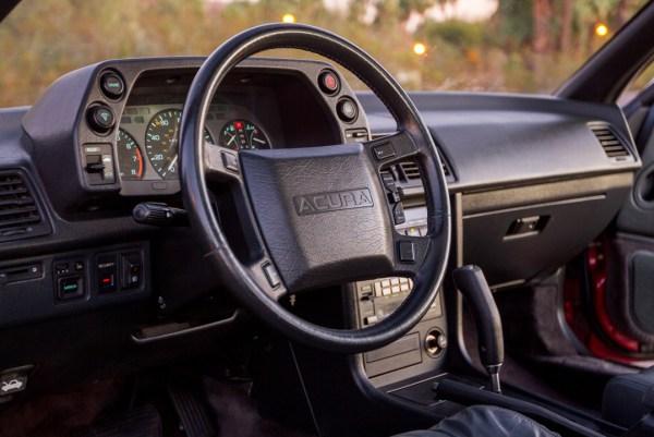 88 Legend coupe steering wheel