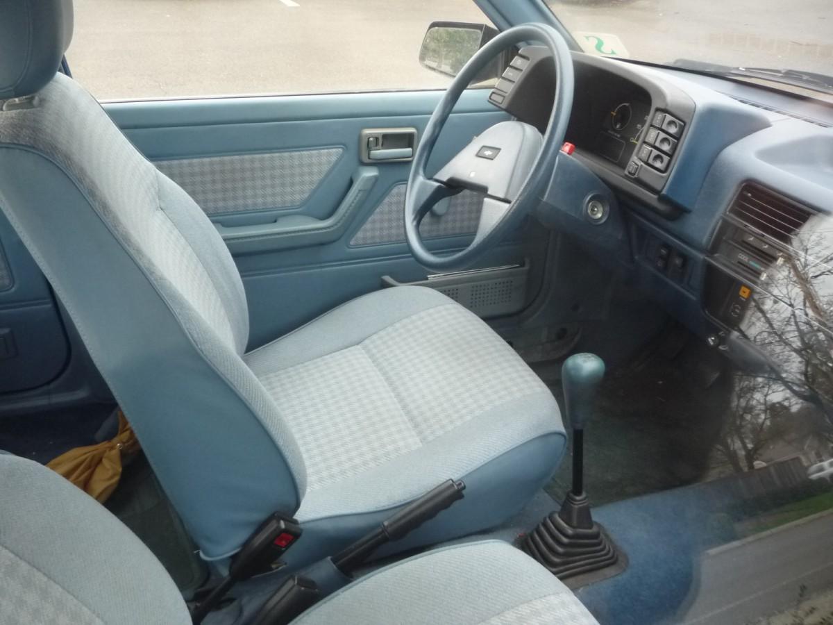 COAL: 1986 Chevrolet Sprint Plus – The Least Pretentious Car Ever?