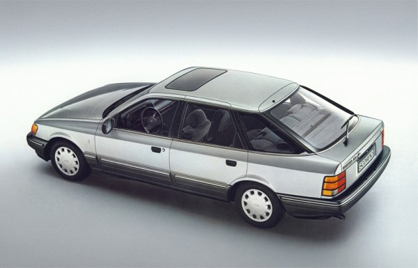 Ford Scorpio hatch