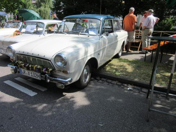 Ford Taunus 12 M, Baden-Baden 2015 small