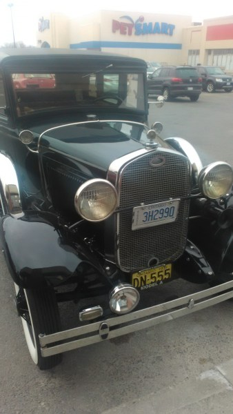 31 Model A Front