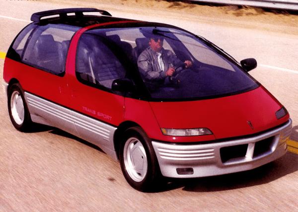Pontiac Trans Sport concept f