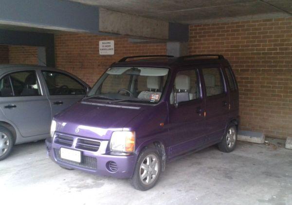 Suzuki Wagon Rplus
