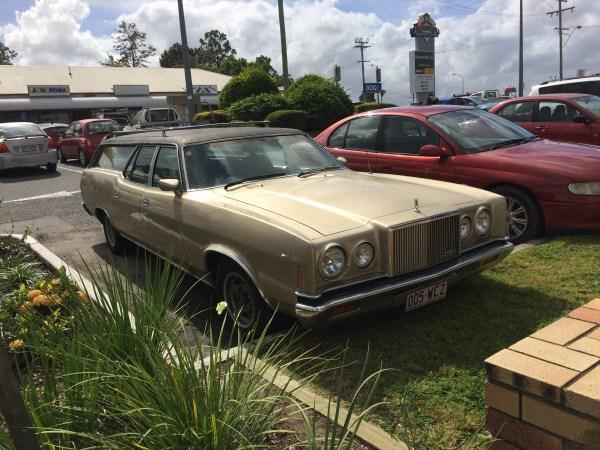 ford falcon ltd australia wagon 2