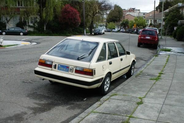 nissan stanza hatch photo courtesy of bill 2