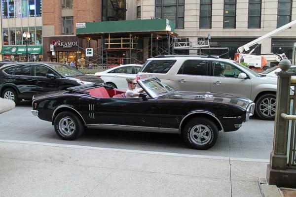 1968 Firebird convertible CC, 1