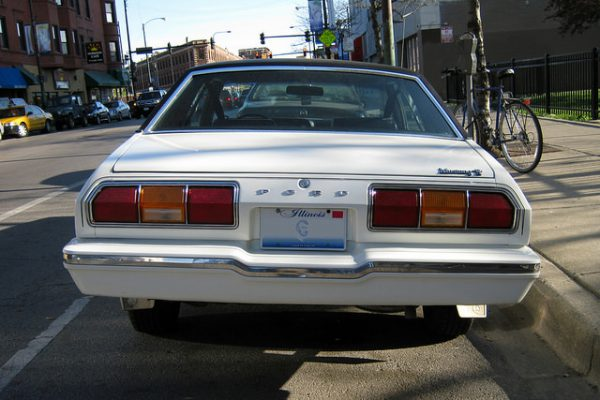 1974 Ford Mustang II, 1