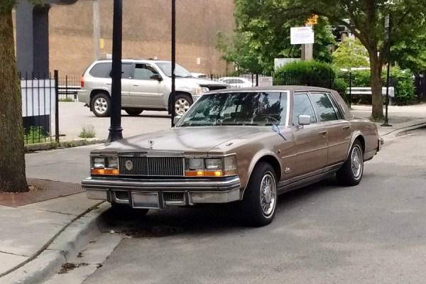1979 Cadillac Seville CC, 1