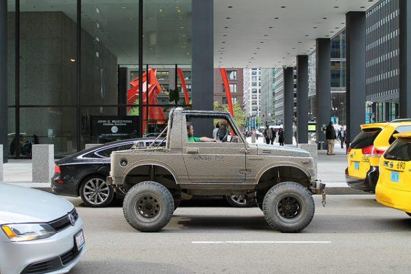 1988 Suzuki Samurai CC