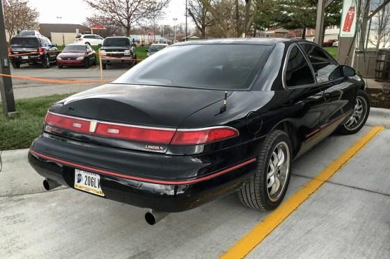 1993-96 Lincoln Mark VII c
