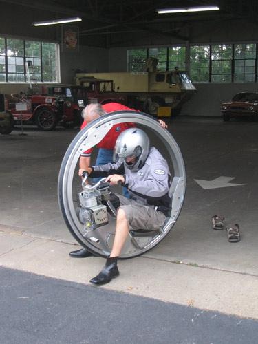1998 McLean Monowheel