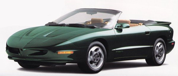 Brochure 1995 Firebird b