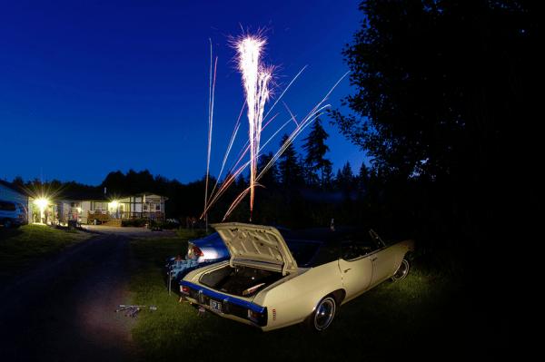 CP 1970 malibu fireworks