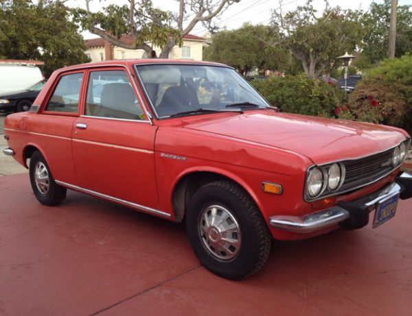 Datsun 510 for sale fq