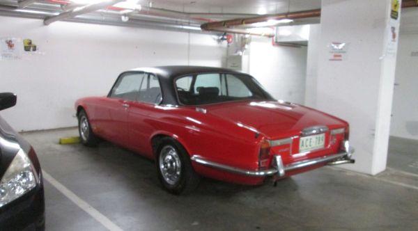 Jaguar XJC 2