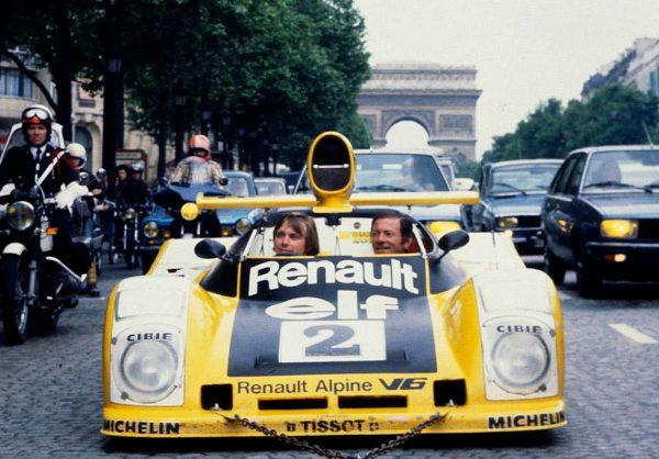 Renault-Alpine-A442