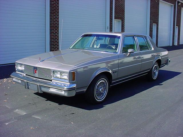 1989 Buick Regal Silver
