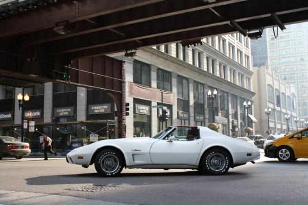 011 - 1976 Chevrolet Corvette Stingray CC
