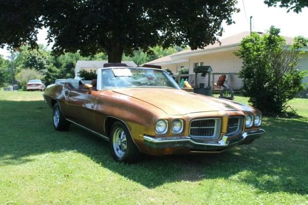062 - 1971 Pontiac LeMans Sport convertible CC