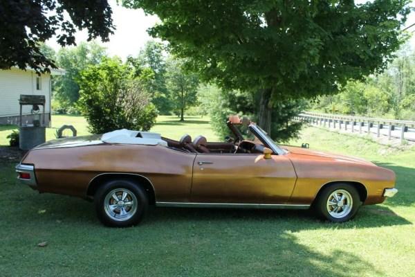 064 - 1971 Pontiac LeMans Sport convertible CC