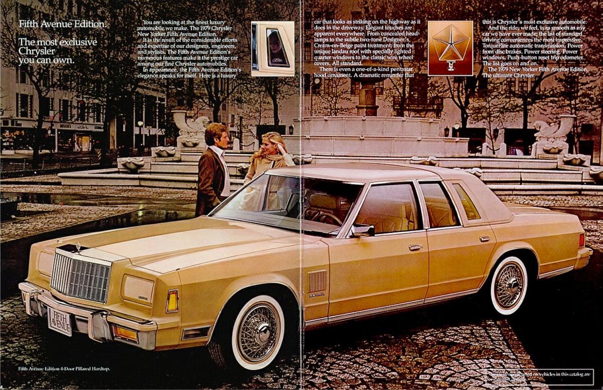 1979 chrysler ny fifth avenue. Black Bedroom Furniture Sets. Home Design Ideas