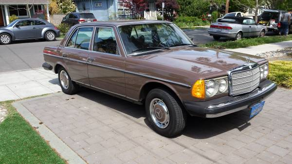 Coal 1977 Mercedes Benz 240d Oh Lord Won T You Buy Me