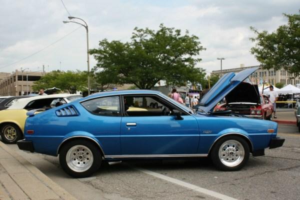 265 - 1976 Plymouth Arrow GT CC