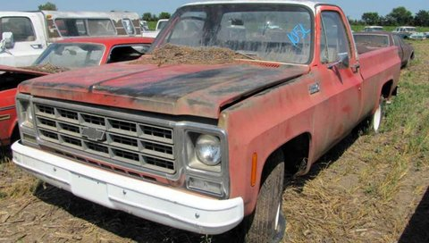 1979 chevy truck wheelbase