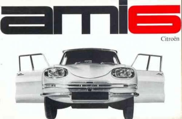 Citroen Ami 6 Sedan