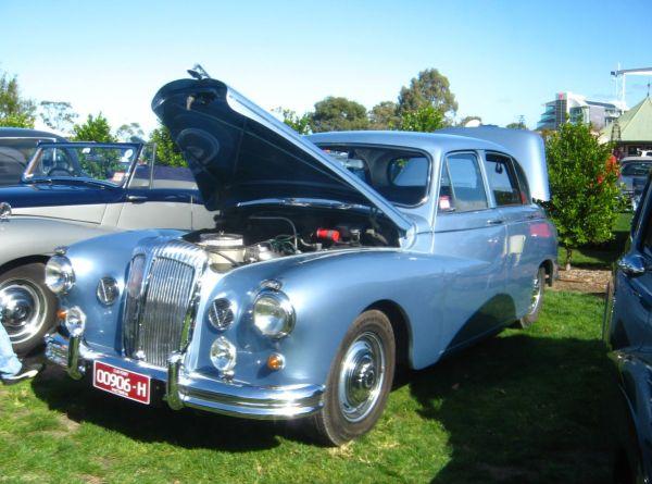Daimler Majestic Major