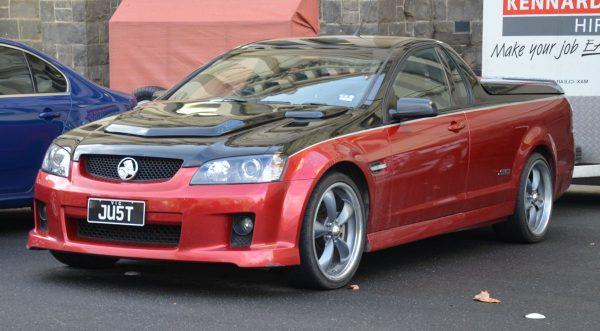 Holden VE ute