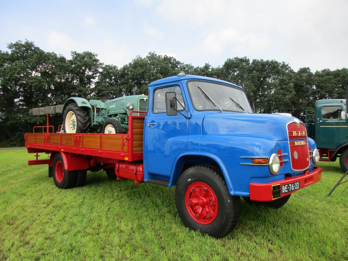 Truck Show Classics: 2016 Oldtimer Truck Show Stroe – European ...