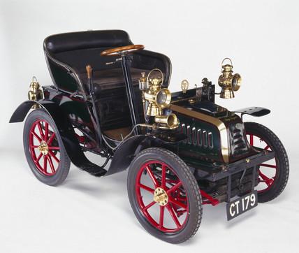 Peugeot 1901 5hp bebe