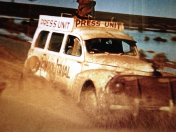 Peugeot 203 Press Unit