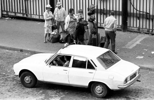 Peugeot 504 Taxi Paris-1978-900