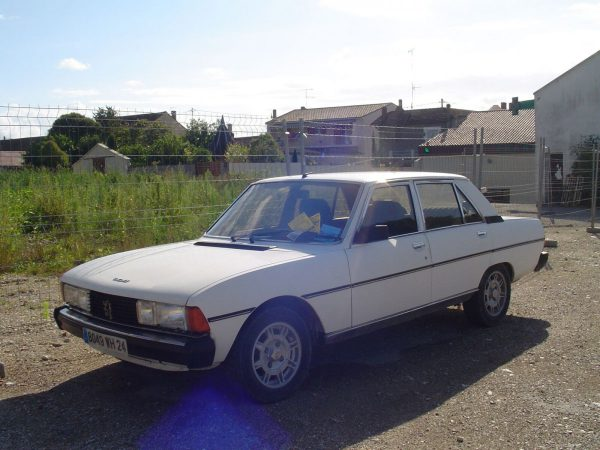 Peugeot 604 RC fq