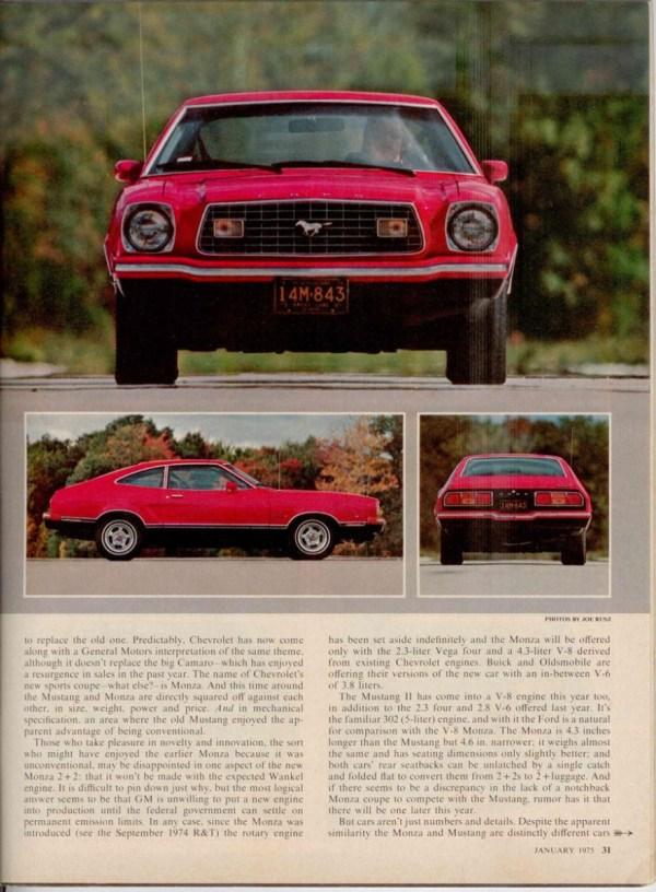 RT Mustang II Monza 003 900