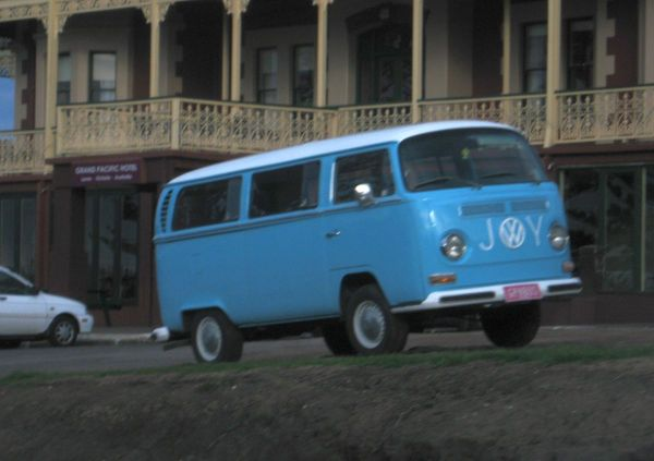 VW Joy Bus