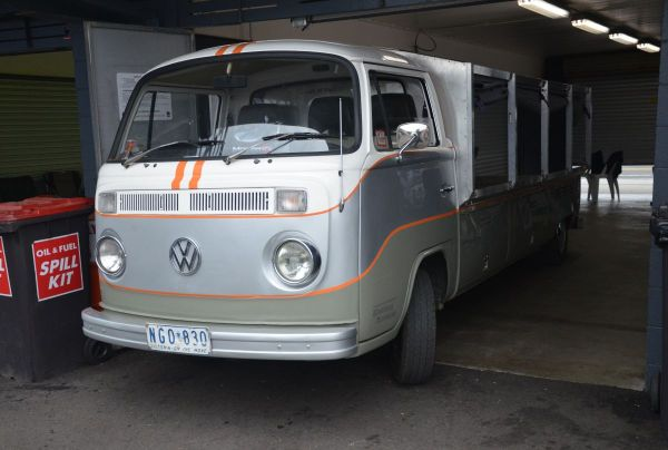 VW at Phillip Island