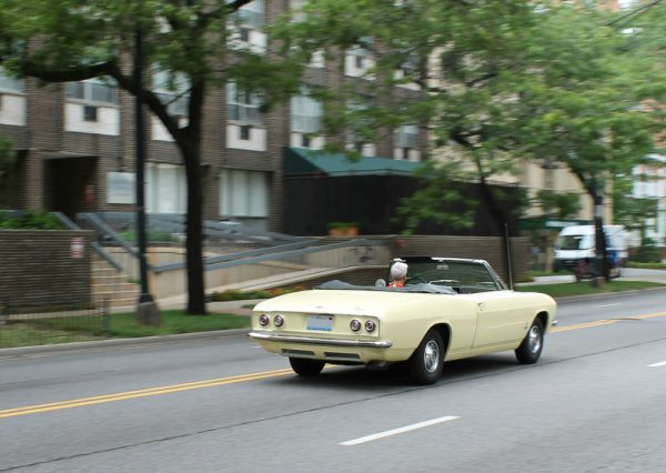 009 - 1965 Chevrolet Corvair Monza convertible CC