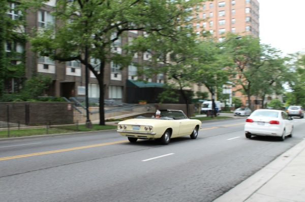 009 - wide 1965 Chevrolet Corvair Monza Convertible CC rotated